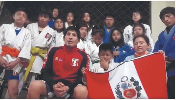 Delegación peruana de judo pasa apuros en Ecuador