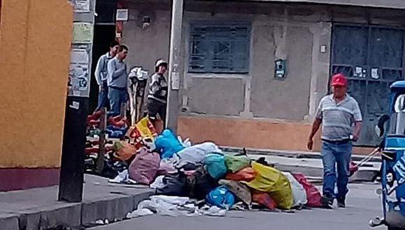 Municipalidad de San Juan no recogió residuos sólidos porque no tenía combustible