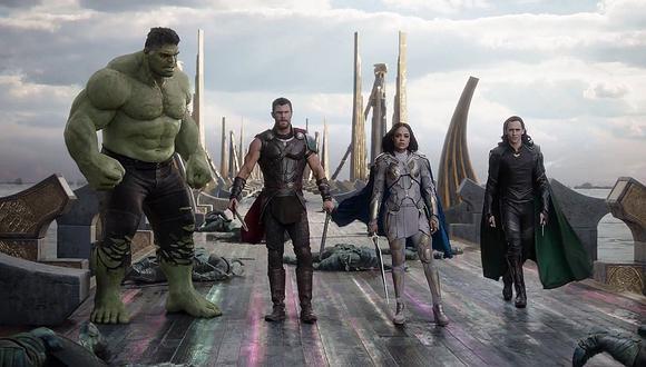 """Marvel incluye su primer personaje LGTB en """"Thor: Ragnarok"""""""