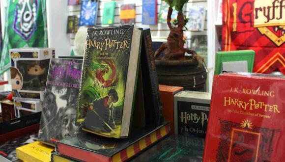 Libros de Harry Potter tendrán ofertas durante los días de Harry Potter Book Night. (Foto: SBS Librería)