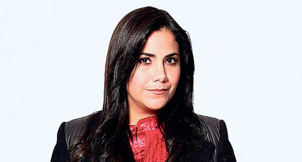 ¿Andrea Llosa será la sucesora de Magaly Medina?