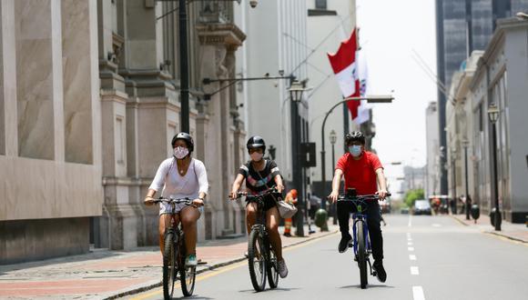 Lima Metropolitana continuará sin cuarentena los domingos. Fotos: Fernando Sangama.