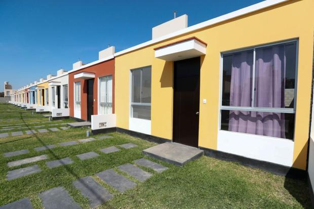 El programa Techo Propio entrega tres tipos de subsidios que llegan hasta S/38.500 sea  para la adquisición de vivienda nueva, construcción en sitio propio y mejoramiento de vivienda (Foto: Andina)