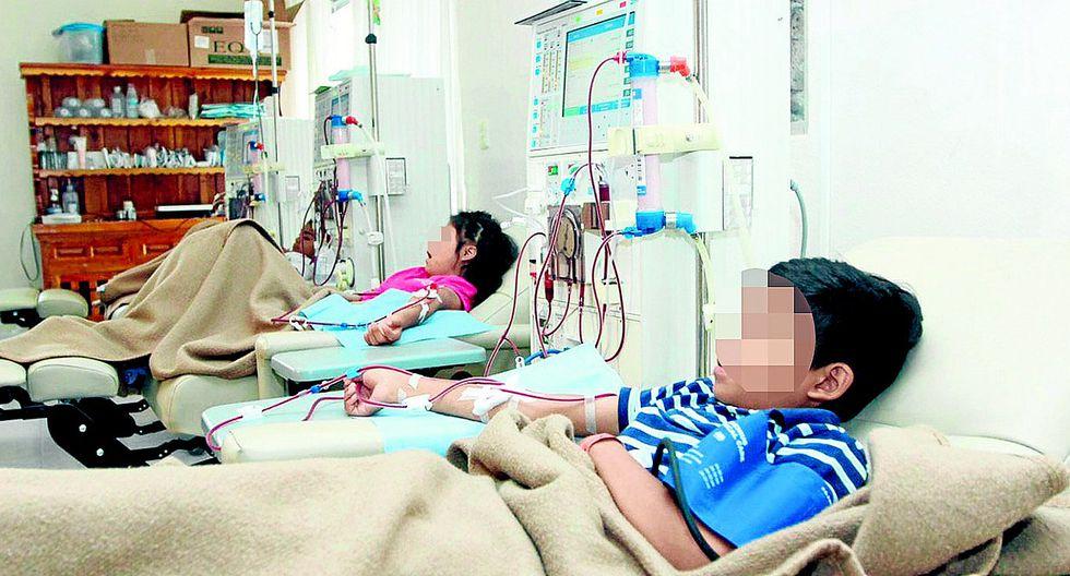 60 muertos por infecciones respiratorias en Piura
