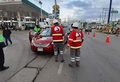 Sutran advierte los peligros del uso del transporte informal
