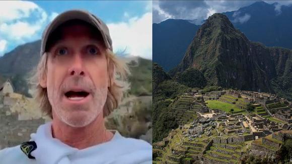 Michael Bay en Cusco