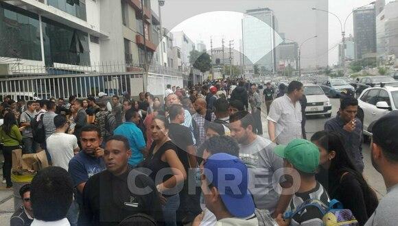 Alrededor del 98% de venezolanos que llegan al Perú no califican como refugiados
