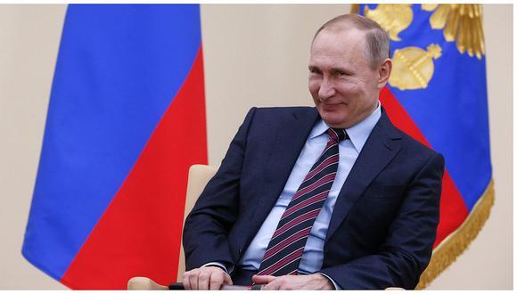 Vladimir Putin sigue siendo el hombre más poderoso del mundo, según Forbes
