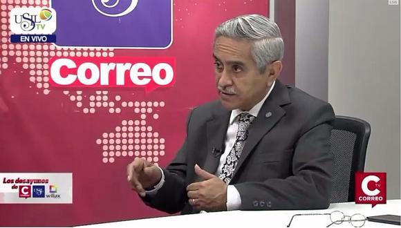 Presidente del Poder Judicial pide a Susana Villarán dar facilidades a las investigaciones