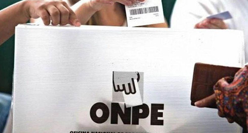 Según datos de la ONPE al 100% de actas contabilizadas, el nuevo Congreso estará conformado por 9 bancadas