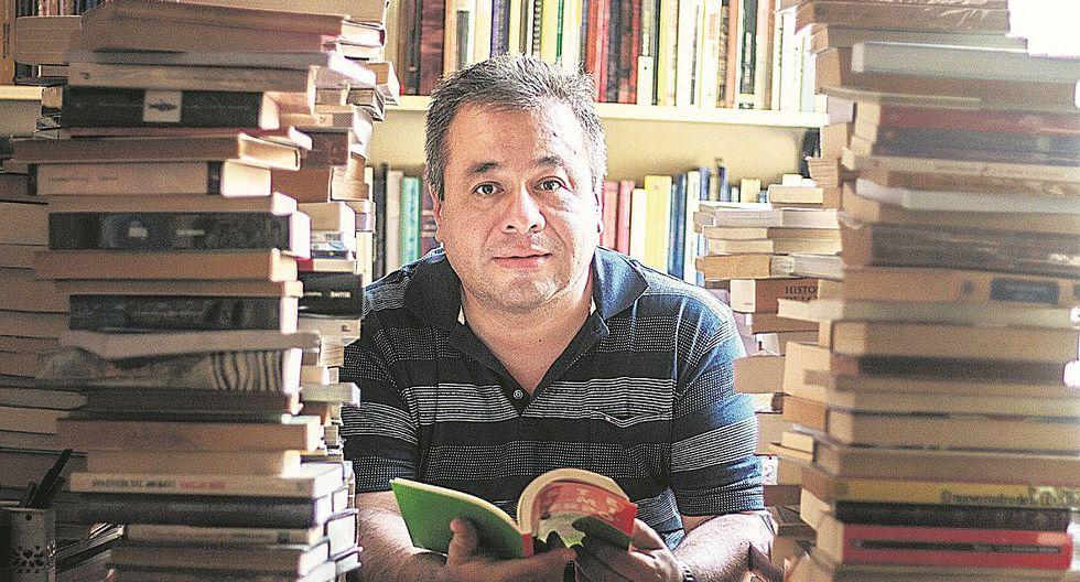 """Poeta y psiquiatra Lizardo Cruzado: """"Nunca aspiré a una carrera literaria"""""""