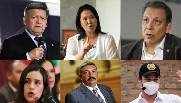 Keiko Fujimori visitó Tumbes y priorizó el norte al igual que Yonhy Lescano. Hernando de Soto prefirió el centro del país y llegó a Huancayo, mientras Julio Guzmán se fue hasta Tacna. Forsyth sigue en cama y cierres de campaña se realizarán mañana