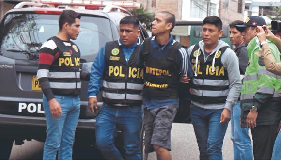 El ciudadano extranjero Marcos David Colmenarez Ortiz se encuentra recluido en el penal El Milagro.