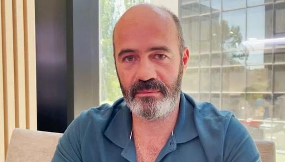 Imagen del profesor Jesús Luis Barrón López. (Captura/OK Diario).