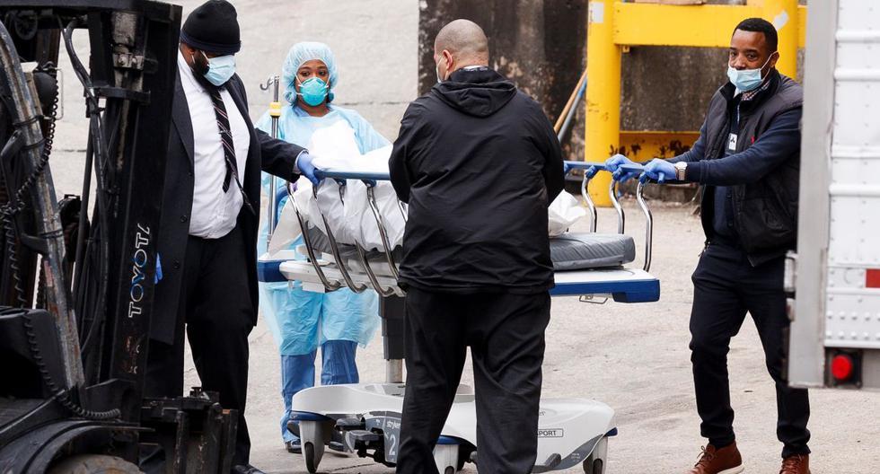 El martes, Estados Unidos había superado el número de muertos en China, donde surgió la epidemia en diciembre. (Archivo / Justin Lane / EFE)
