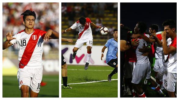 Sudamericano Sub 17: las mejores imágenes de la victoria de Perú sobre Uruguay por 3-2 (FOTOS)