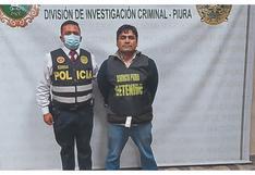 Detienen a mototaxista acusado de violación en Piura