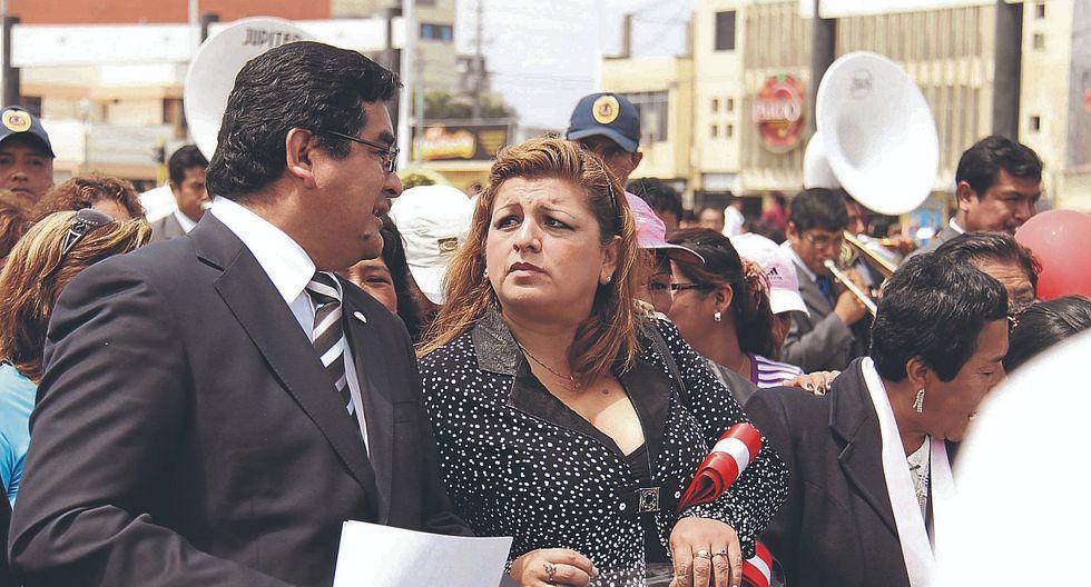 El Poder Judicial le niega el cese de prisión a Milagros Asián