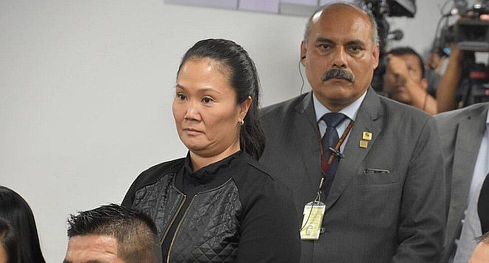 Hábeas corpus de Keiko Fujimori tendría el camino expedito