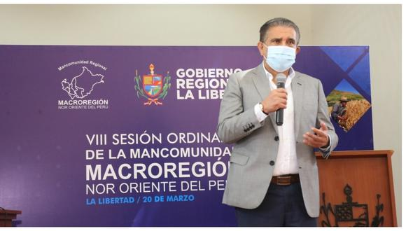 La Libertad: gobernador Manuel Llempén confirma que la variante brasileña del COVID-19 ya está en su región.