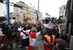 Simpatizantes de Perú Libre y Fuerza Popular realizarán marchas esta tarde por las calles de Lima