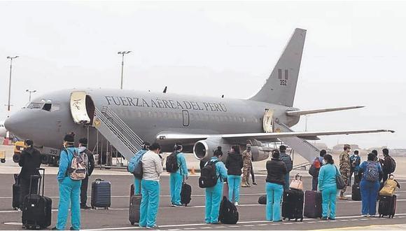 Médicos se suman a la lucha contra el COVID-19 en Talara