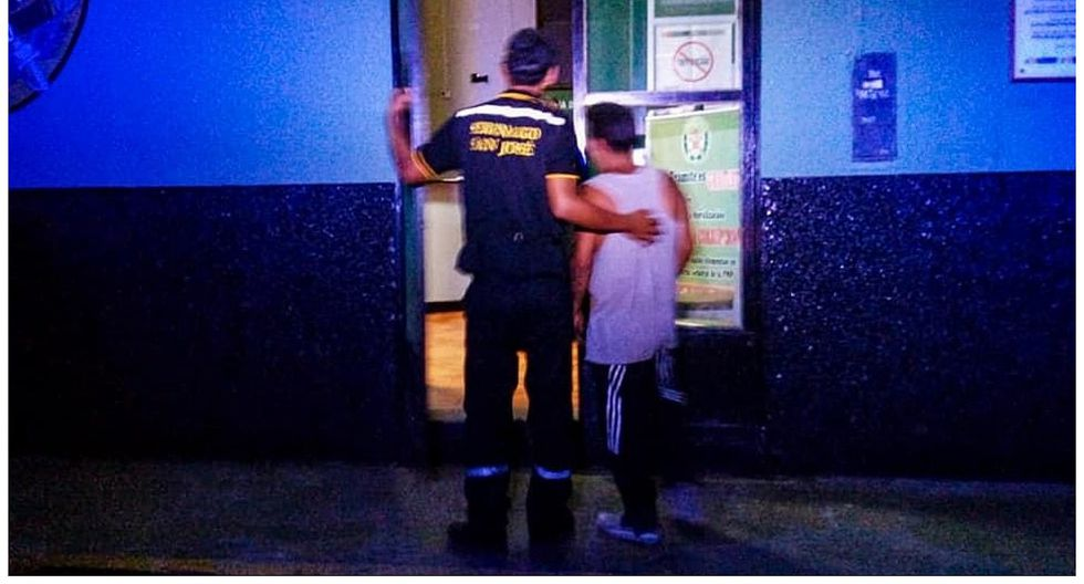 Capturan a individuo que intentó asaltar a pasajeros de ómnibus
