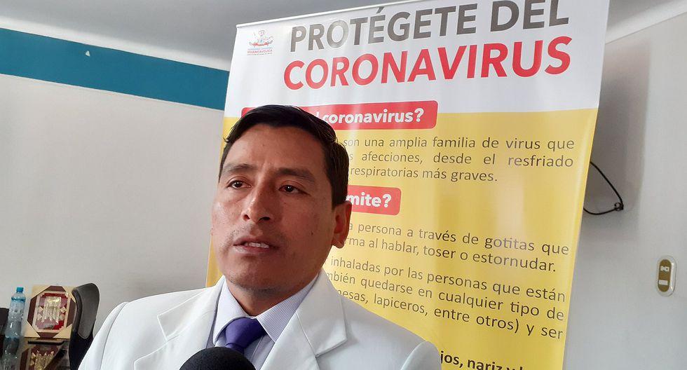 Personal de salud sospechoso de Covid 19 dio negativo