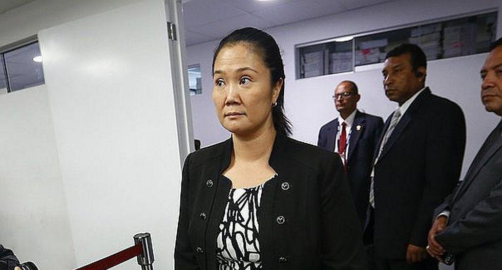 Keiko Fujimori (Foto: Archivo Correo)