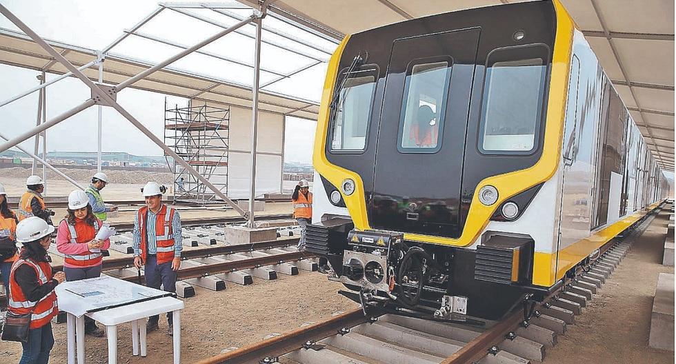 MTC confirma el lanzamiento de cuatro trenes de cercanías