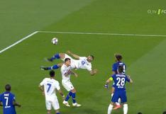Mehdi Taremi anota un golazo de 'chalaca' para el 1-0 de Porto vs. Chelsea (VIDEO)