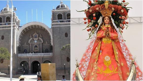 Otuzco celebrará 75 aniversario de Coronación Canónica de la Virgen de la Puerta