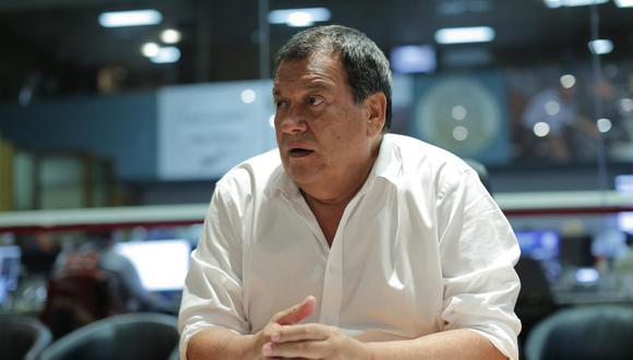 Jorge Nieto Montesinos es cabeza de lista de Victoria Nacional, partido por el cual postula George Forsyth a la presidencia. (Foto: GEC)