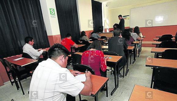 Examen del nombramiento docente será el 18 de julio