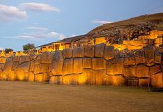 Sacsayhuamán luce increíble con nueva iluminación nocturna (FOTOS)