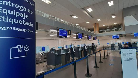 """Presidente de la Asociación Peruana de Agencias de Viajes y Turismo señala a la aerolínea de realizar """"publicidad engañosa"""". (Foto: Latam)"""