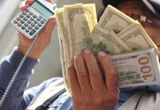 Precio del dólar: Tipo de cambio abre hoy a S/ 3.70