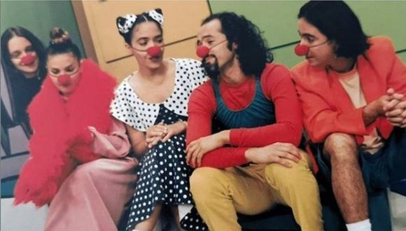 'Pataclaun': Wendy Ramos recuerda con inédita imagen su boda con 'Machín' (FOTO)