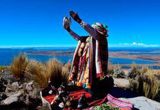 Ceremonia de ofrenda por el Año Nuevo Andino será en Ichu