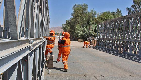 Mantenimiento de vías vecinales permitirá dar 5.400 puestos de trabajo.
