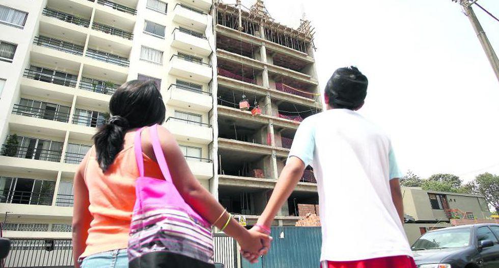 Crecen créditos hipotecarios en soles