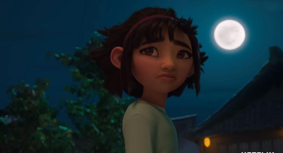 """Mira aquí el tráiler de """"Más allá de la luna"""", la nueva película animada de Netflix"""