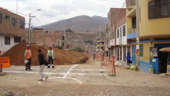 Usuarios de Cayhuayna Alta son  los beneficiados/foto; Correo