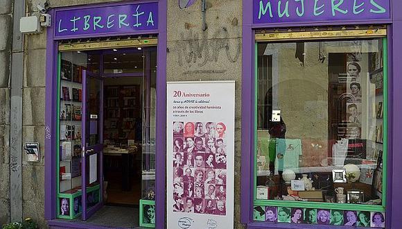 Librería dedicada a la literatura feminista se vuelve una de las más visitadas