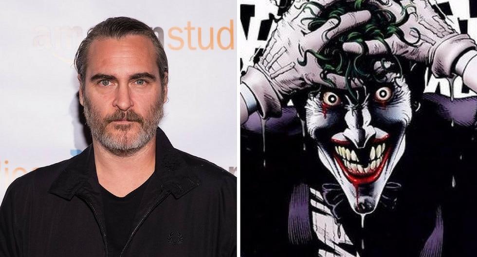 Joaquin Phoenix será el nuevo el 'Joker' en cinta sobre el origen del villano de DC
