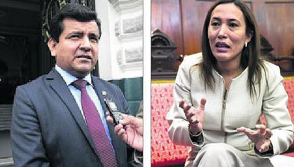"""Según Noceda, Luis López fue el de los """"masajes asquerosos"""""""