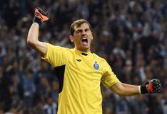 Hinchas del Porto inician campaña para que Iker Casillas sea campeón de la liga