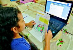 COVID-19, comunicación y matemática son los temas del periodo de educación virtual