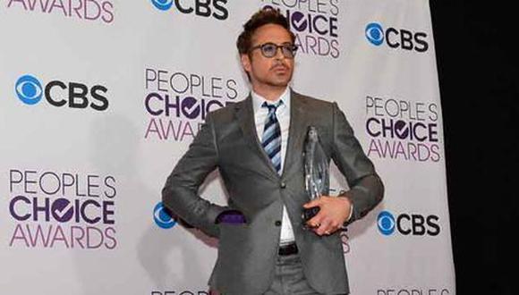 Se entregaron los premios People's Choice Awards 2013
