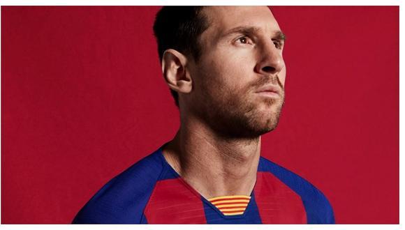 Barcelona cambia las rayas por los cuadros en su nueva camiseta (FOTOS y VIDEO)